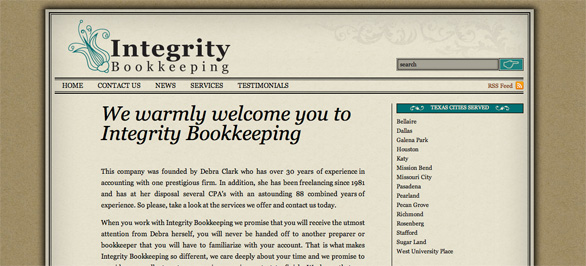 integrity-bookkeeping